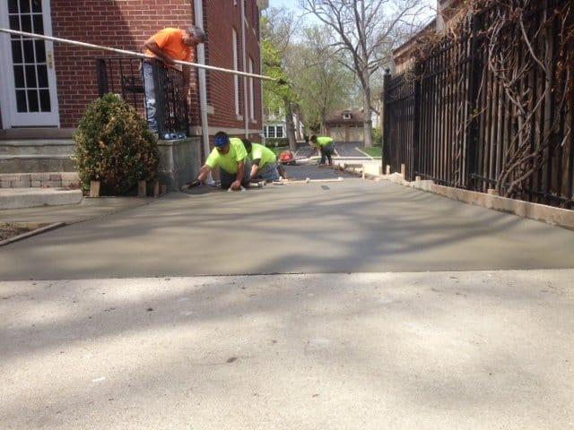 Concrete Replacement - Concrete Lifting, Leveling, Raising
